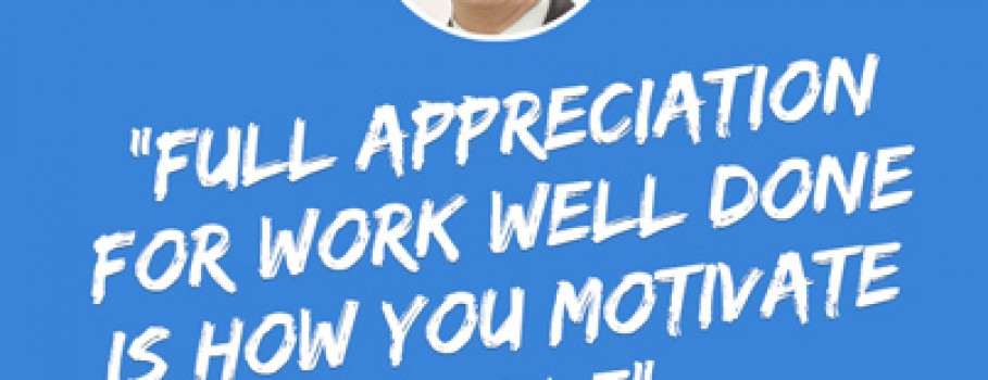 How to have Motivated People who produce Results for You